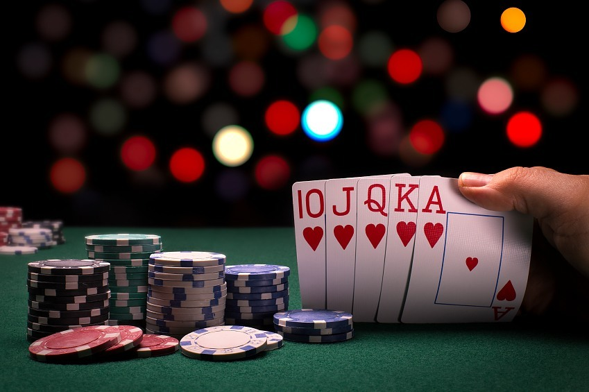Issues About Gambling That you want... Badly